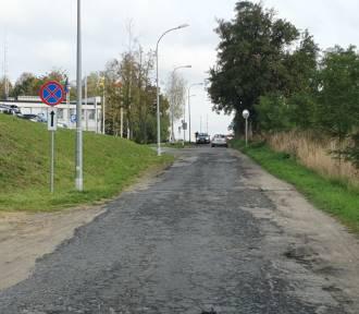 Wybojowa ul. Kolejowa w Pucku doczekała się półmilionowej inwestycji
