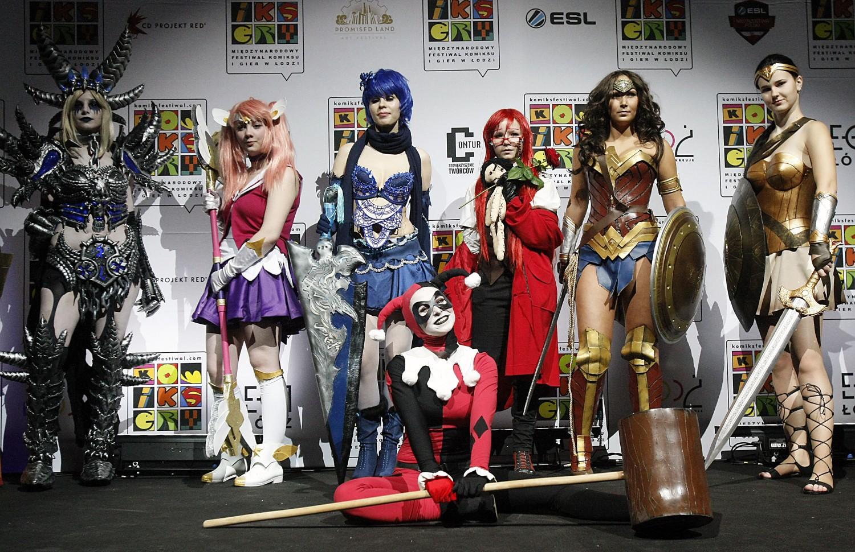 Podczas trwania Międzynarodowego Festiwalu Komiksu i Gier, Łódź na trzy dni stała się mekką fanów popkultury