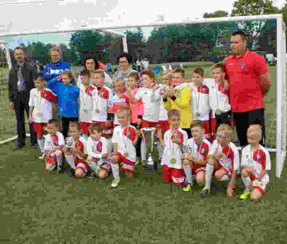 Wśród najmłodszych, ośmiolatków, w turnieju najlepsi okazali się chłopcy z Osiczanki Osice