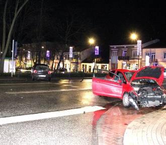 Wypadek w Busku. Kto widział i może pomóc policjantom?