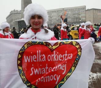 Finał WOŚP w Łodzi i w regionie