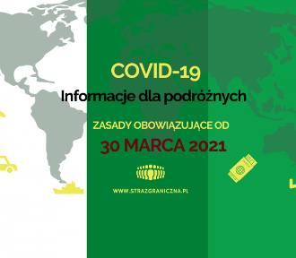 Jeśli chcesz wyjechać za granicę - o czym trzeba pamiętać w dobie COVID 19