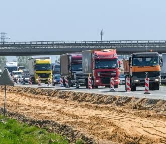 A2: Uwaga na zmiany na autostradowym odcinku obwodnicy Poznania