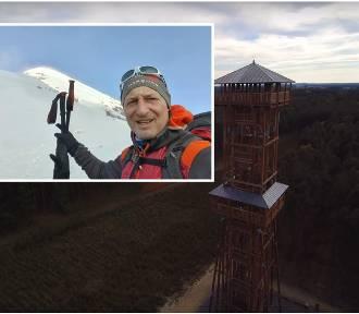 Wejdą na widokową wieżę Joanna koło Sławy aż 247 razy! Będzie to zimowe zdobycie K2