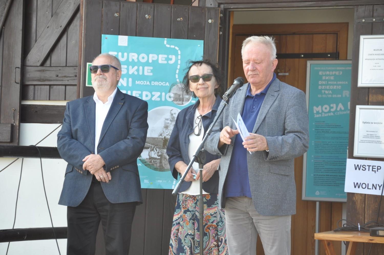 Europejskie Dni Dziedzictwa w Osadzie Łowców Fok w Rzucewie 2020