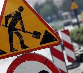 Utrudnienia w ruchu pieszych przy ul. Raciborskiej