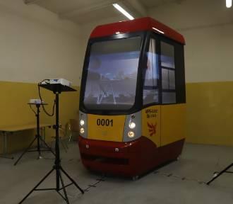 Symulator jazdy tramwajem [ZDJĘCIA FILM]