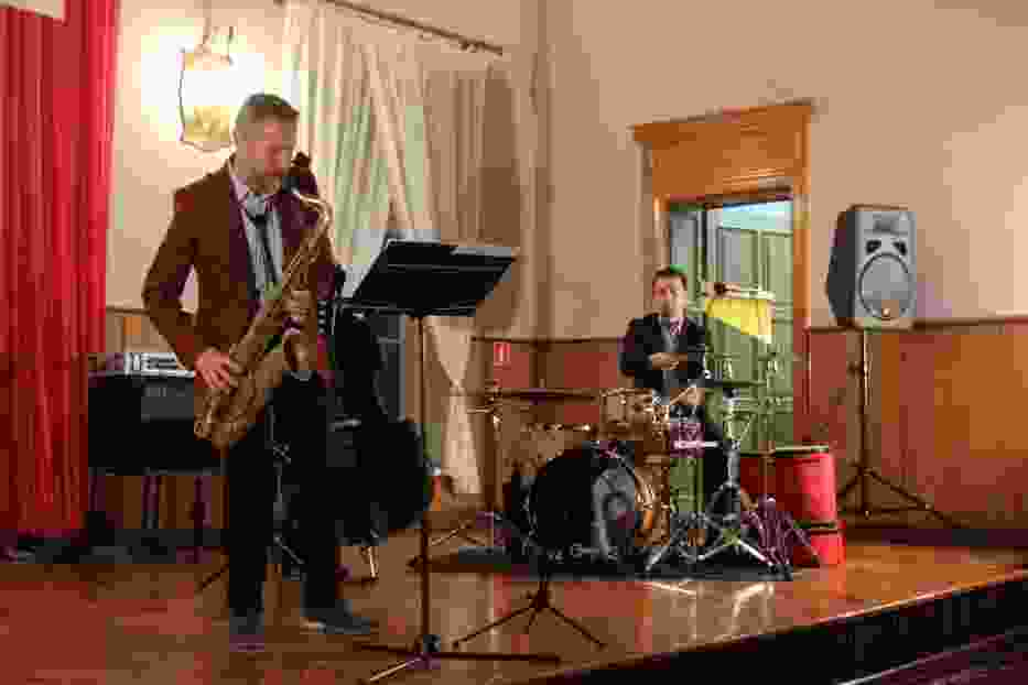 Retro Jazz Quartet