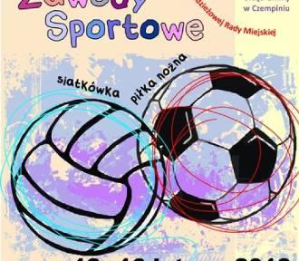 Młodzieżowe zawody sportowe w Czempiniu [ZAPOWIEDŹ]