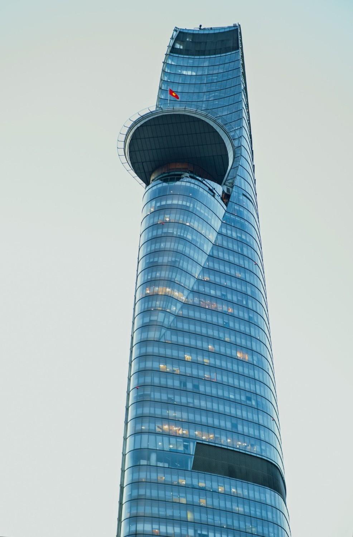 Bitexco Financial Tower – wieżowiec z lądowiskiem dla helikopterów