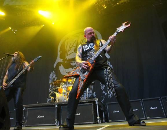 Slayer w Łodzi zagra koncert 27 listopada 2018 roku