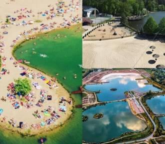 Oto najpiękniejsze małopolskie plaże [ZDJĘCIA]