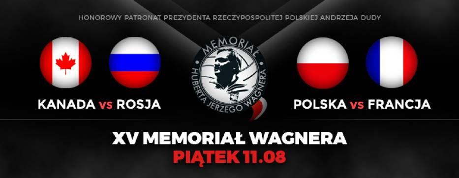 XV Memoriał Huberta Jerzego Wagnera
