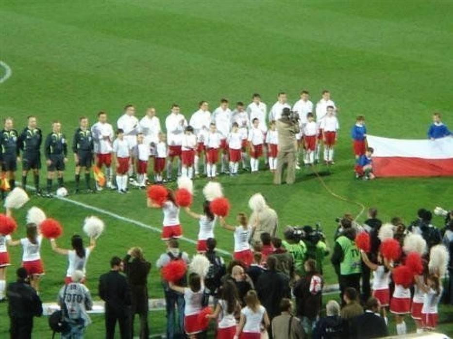 Mecz towarzyski Polska – Islandia – 13