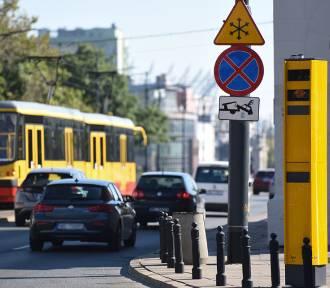 Warszawa. Pierwsze fotoradary na moście Poniatowskiego już działają