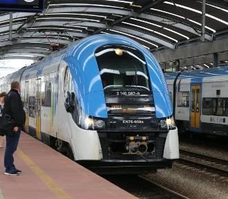 Pociągiem na lotnisko: Podpisano umowę na projektowanie linii 182