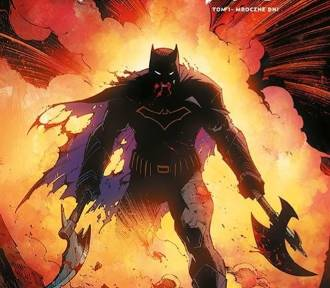 """Batman Metal. Mroczne dni"" [RECENZJA]"