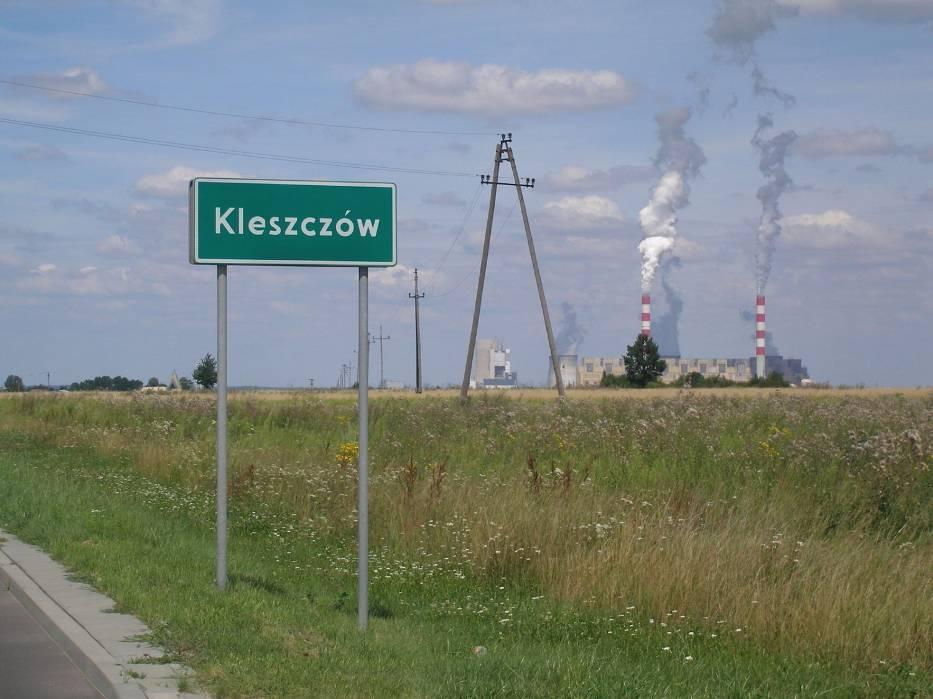 """Bogactwo gminy Kleszczów wynika głównie z faktu, że Kopalnia Węgla Brunatnego oraz Elektrownia """"Bełchatów"""" płacą wysokie podatki od nieruchomości a także (w przypadku kopalni) opłatę eksploatacyjną"""