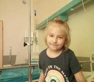 Oddaj krew dla Marysi, która walczy z nowotworem