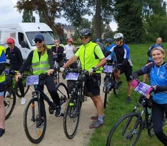 Gubin rowerzystami stoi! Ponad 150 osób wzięło udział w Rajdzie Dookoła Gminy Gubin