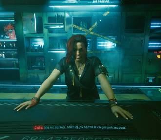 Cyberpunk 2077 na PC może przyprawić o szybkie bicie serca - recenzja