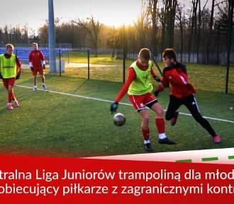 Centralna Liga Juniorów trampoliną dla młodych | FLESZ