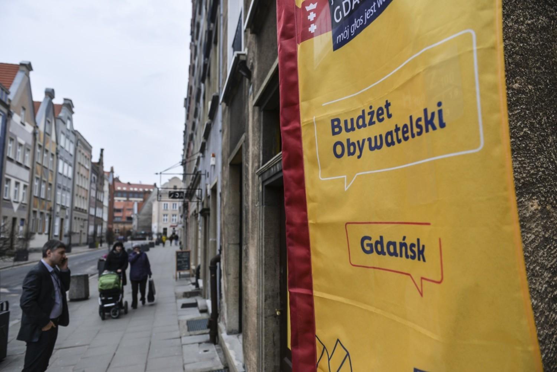 708 pomysłów do Budżetu Obywatelskiego w Gdańsku