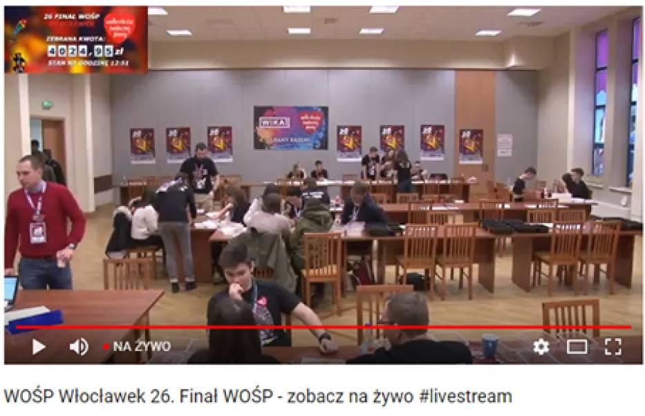 16403a1a7c62b0 WOŚP 2018 Włocławek. Stan konta, zdjęcia, wideo z imprez 26. finału ...