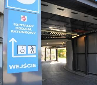 Lutycka przeprowadzi wewnętrzne postępowanie w sprawie sytuacji na SOR-ze