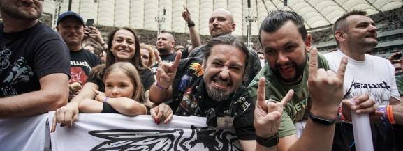 21 sierpnia PGE Narodowy po raz drugi gościł grupę Metallica, która swym energetycznym koncertem porwała zgromadzoną na arenia publiczność. Przed amerykańskimi legendami sceny metalowej wystąpiły dwa supportujące zespoły.