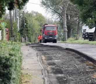Ruszył remont ulicy Szczytnickiej w Legnicy [ZDJĘCIA]