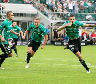 Mateusz Praszelik zadebiutował w ligowym meczu Legii Warszawa