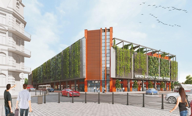 Ponad 15 mln zł w przyszłym roku pochłonie realizacja centrum przesiadkowego mającego powstać u zbiegu ulic 1 Maja i Armii Krajowej, gdzie od lat funkcjonuje dworzec autobusowy