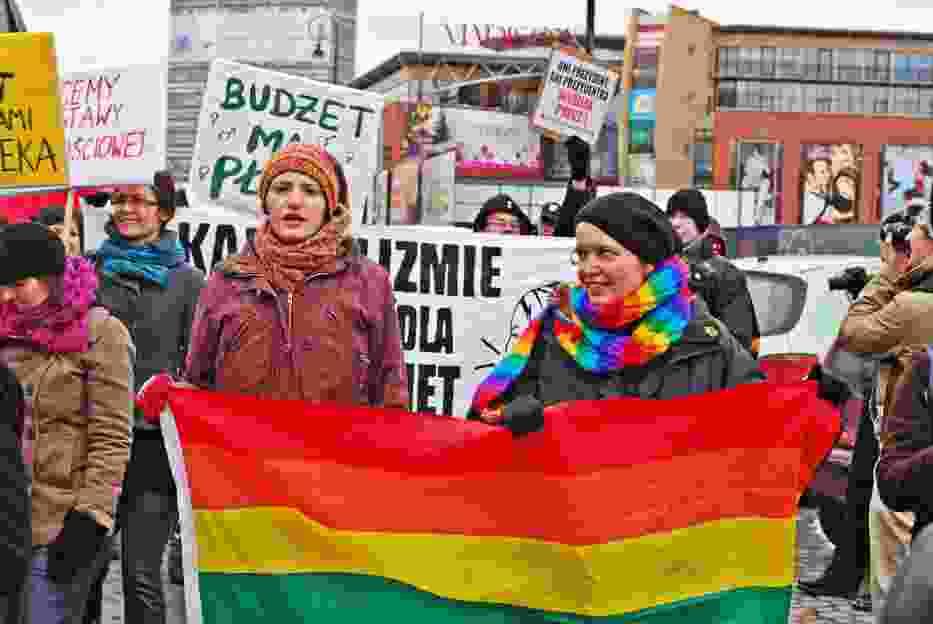 Marsz Kobiet 2010