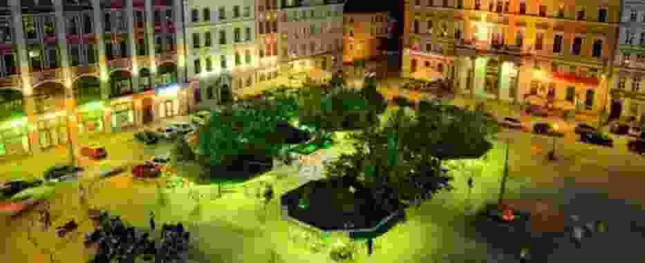 Na placu Solnym w średniowieczu handlowano solą i miodem