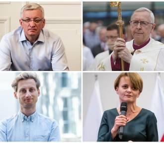 Najważniejsi ludzie z Poznania. Wiesz, jak wyglądają?