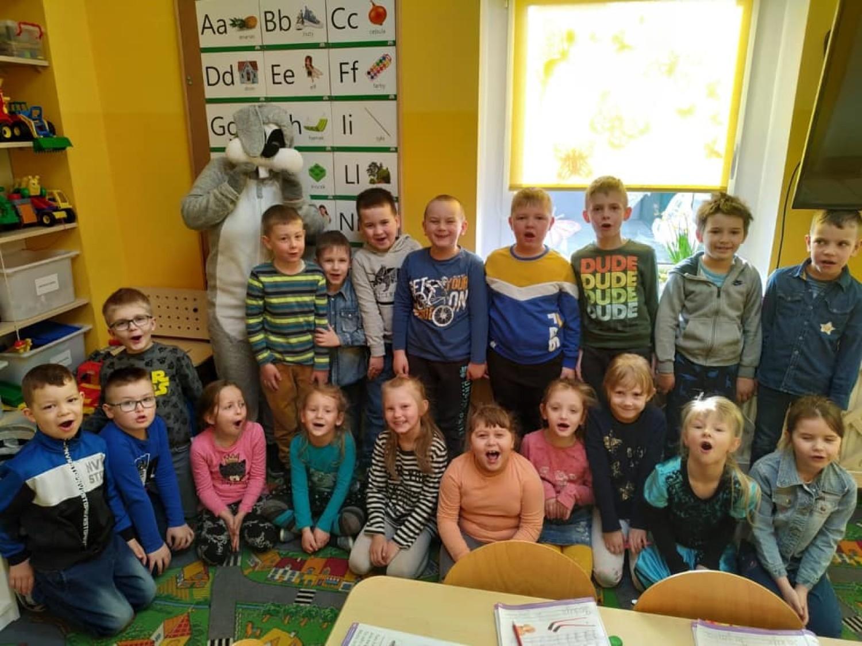 Przedszkole Stefanowo - grupa 6-latków