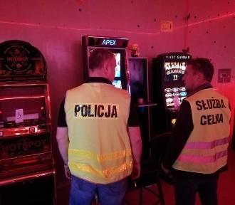 Nowy Dwór Gdański. Wspólne działania policji z urzędem celno-skarbowym. Zabezpieczono m.in.
