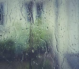 Nowe ostrzeżenie o intensywnych opadach deszczu