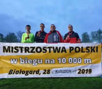 Wielki sukces WMLKS Pomorze Stargard. Paulina Kaczyńska Mistrzynią Polski!