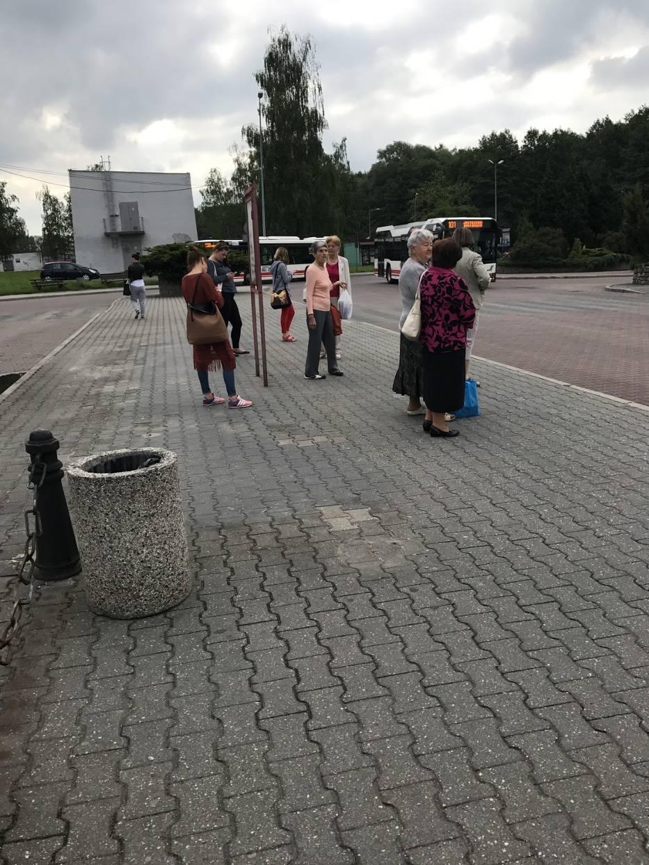 Inwestycje w Jastrzębiu: nowe wiaty przystankowe