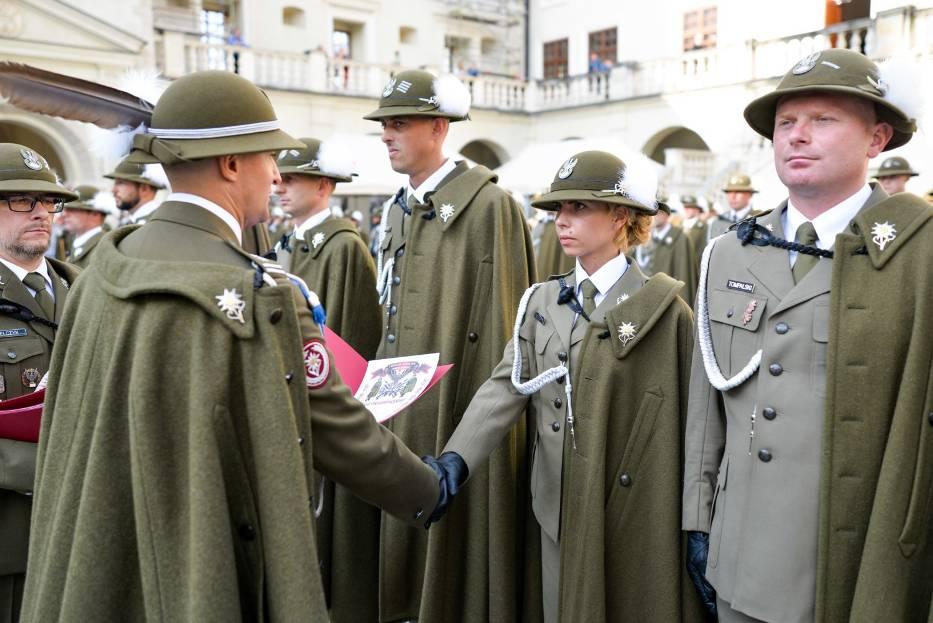 W piątek na dziedzińcu Zamku w Krasiczynie odbyło się tegoroczne święto 5