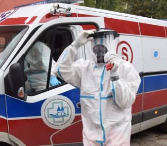 Tak ratownicy medyczni wyjeżdżają dziś do pacjentów [ZDJĘCIA]