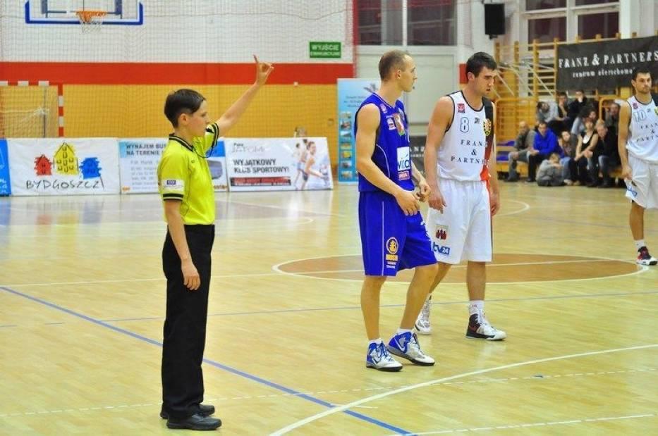 Karina Kamińska sędziowała pojedynki obu zespołów zarówno w Bydgoszczy jak i w feralnym meczu Lublinie