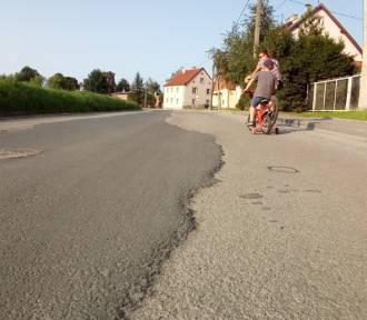Nowy Dwór Gd. Zastępcza nawierzchnia ulicy Bałtyckiej jeszcze do przyszłego roku. Będą nowe inwestycje