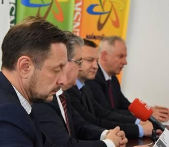 Konferencja prasowa o Szpitalu Powiatowym w Sławnie. Są nowe pomysły [WIDEO]