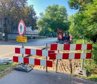 Nowe drogi rowerowe w Sosnowcu
