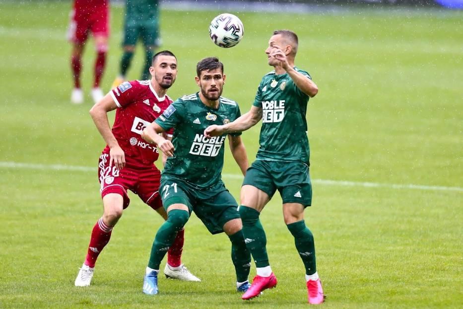 Mecz Śląska Wrocław z Piastem Gliwice na Stadionie Wrocław