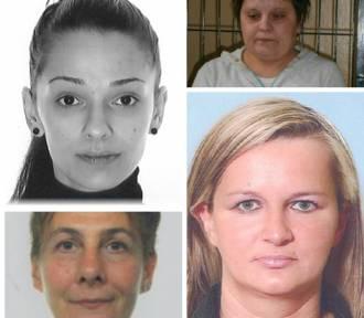 Przestępczynie z woj. śląskiego cz. 1! [FOTO]