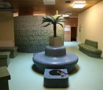Aquapark Suwałki: Najemca sauny i groty solnej poszukiwany